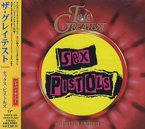 Sex+Pistols+The+Greatest+349218
