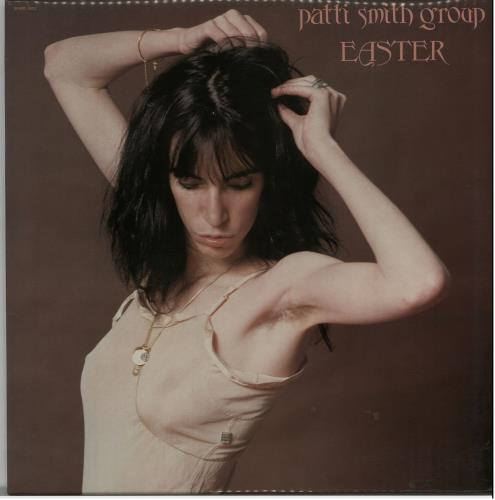 Patti+Smith+Easter+-+EX+643857