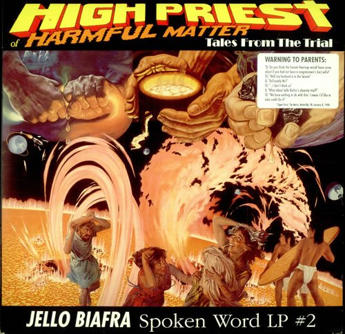 Jello+Biafra+High+Priest+Of+Harmful+Matter+518815