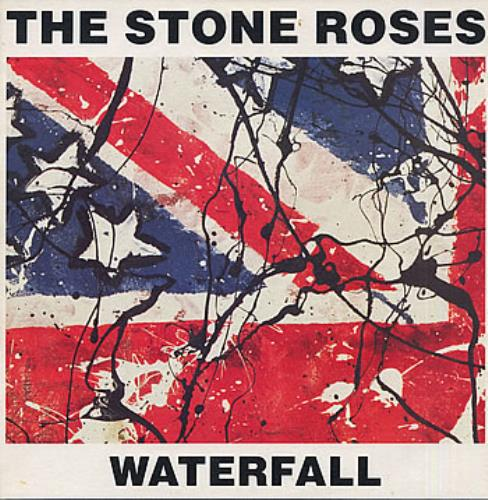 Stone+Roses+Waterfall++Print+82537