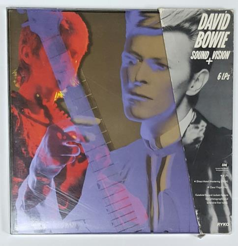 David+Bowie+Sound++Vision+-+EX++Card+Corne+136328