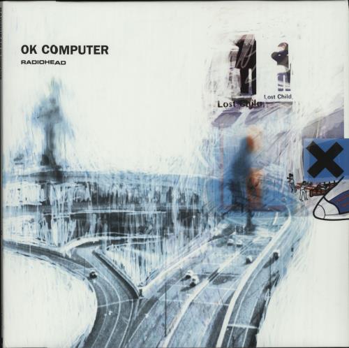 Radiohead+OK+Computer+-+180gm+656969