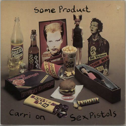 Sex+Pistols+Some+Product+-+EX+637830