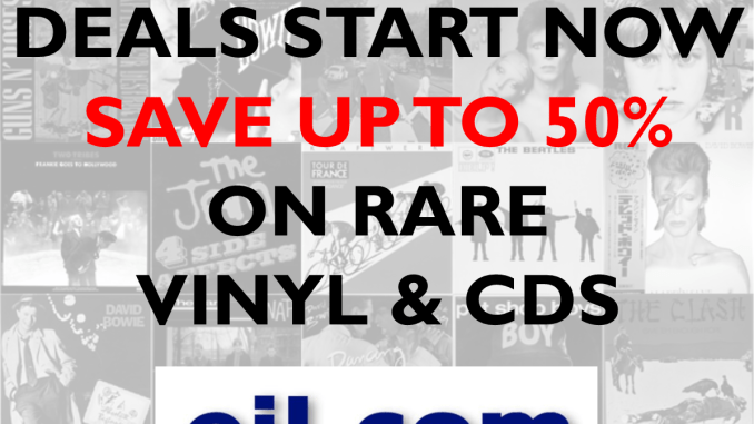 Black Friday Deals Are On Now Get Up To 50 Off Rare Vinyl Cds At Eil Com Specialists In Buying Selling Rare Vintage Vinyl Records Albums Lps Cds