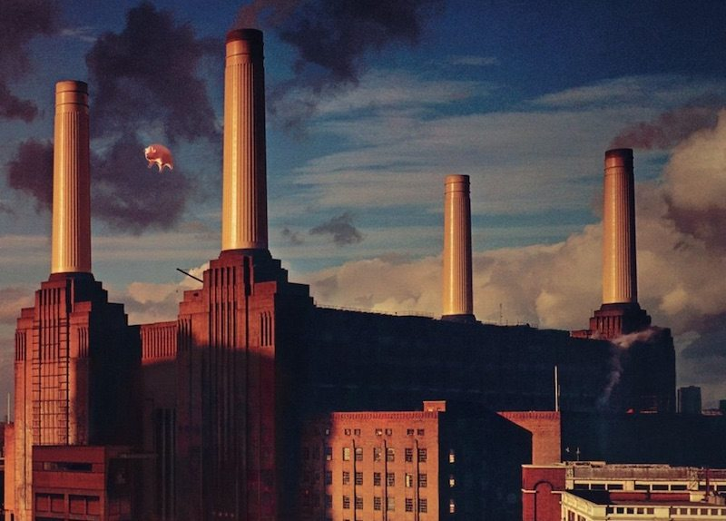 The complete work of legendary design collective Hipgnosis collected in new book