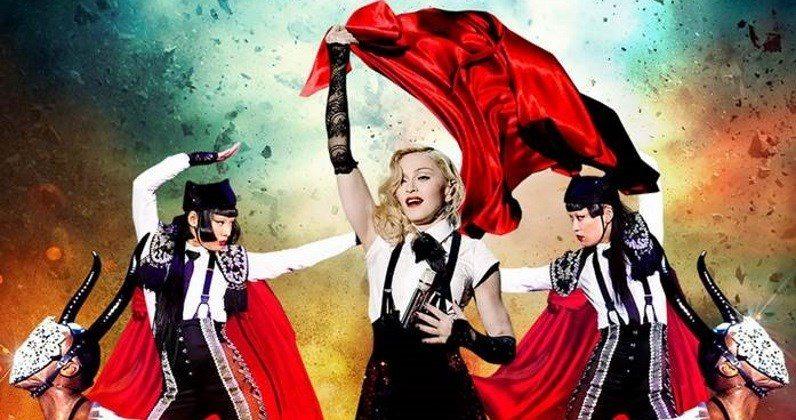 Madonna Announces Rebel Heart Tour Live Album And Concert