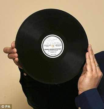A Beatles record described as the 'Holy Grail' for collectors is set to go up for auction. It had been kept in a Liverpool loft for more than half a century and is expected to fetch more than £10,000. Paul Fairweather of Omega Auctions hold the record, which has spent more than half a century in a Liverpool loft