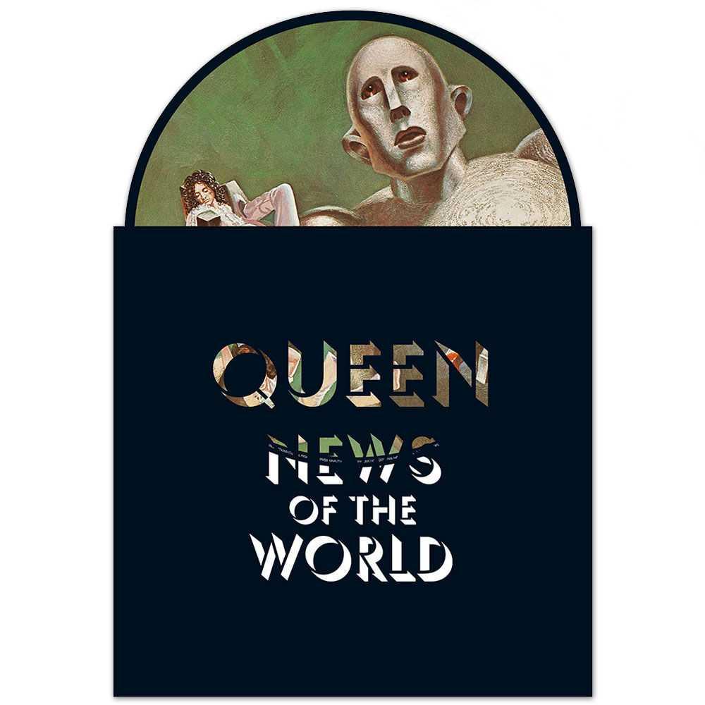Queen To Release News Of The World 40th Anniversary