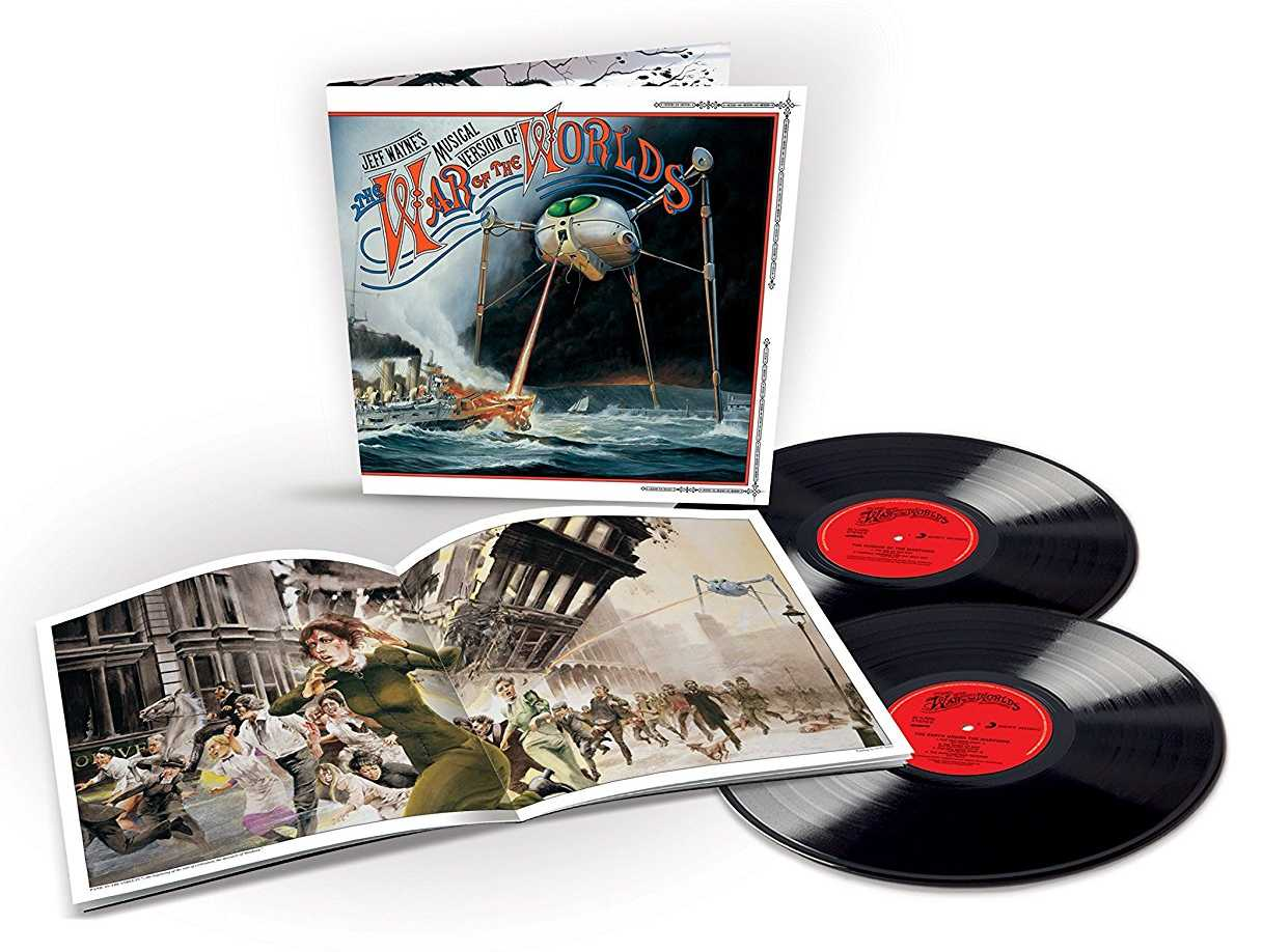 Jeff Wayne S War Of The Worlds Set For 40th Anniversary