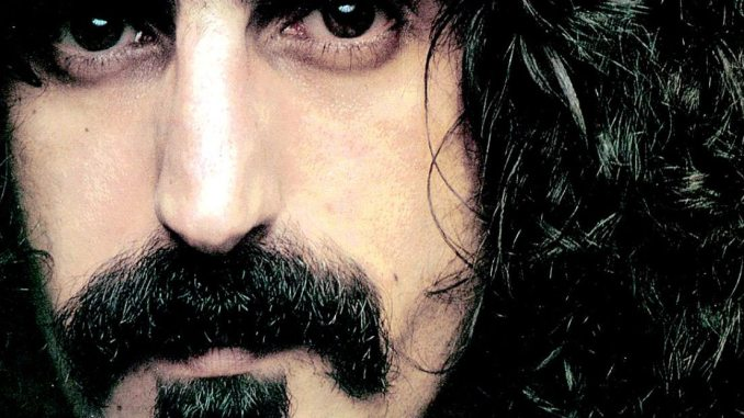Frank Zappa Hologram Tour To Feature Mother Of Invention