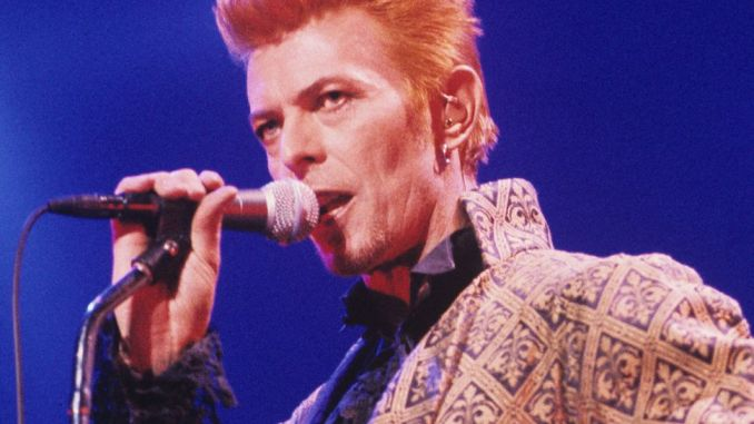 Watch video for 2019 remix of David Bowie's Space Oddity