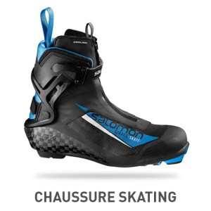 ski fond chaussure skating