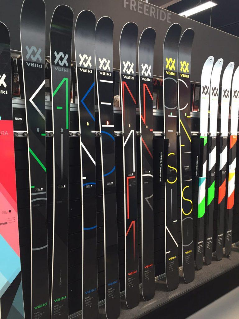 Nouveautés skis volkl mantra 2018