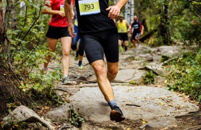 Trail du Lac de Vouglans