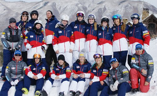 USA ski freestyle_team