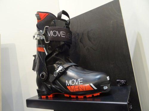 Movement Carbon Pro Chaussures de ski de randonnée