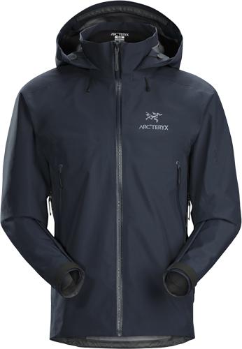 Veste Beta Ar Jacket bleu marine homme