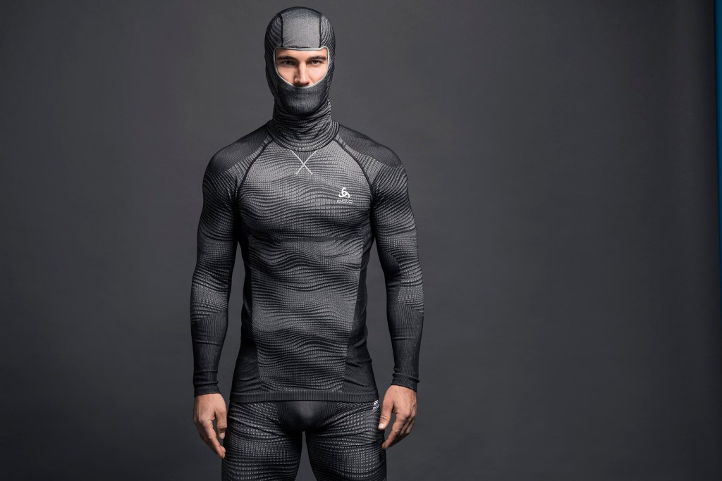 Odlo Performace Blackcomb T-Shirt ML Homme