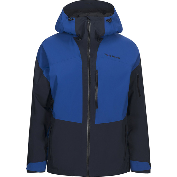PEAK PERFORMANCE GRAV2L JKT ISLAND BLUE 2019 1