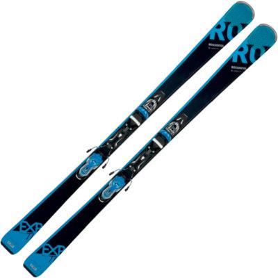 Ski Alpin Rossignol EXPERIENCE 77 BASALT + XPRESS 11 B83 BLACKBLUE 2018