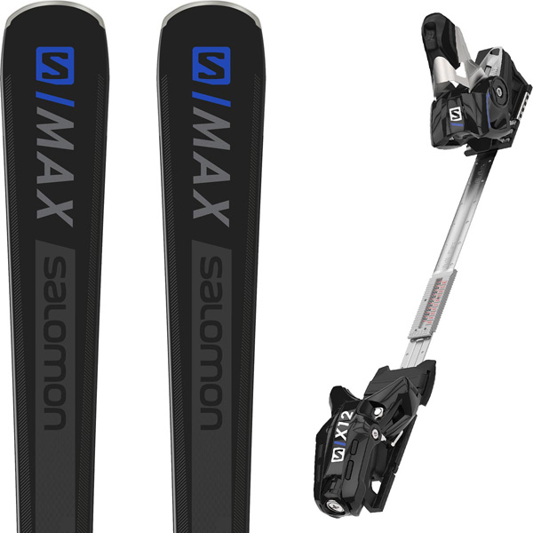 Ski Fixation Salomon S/Max Blast Photo Produit
