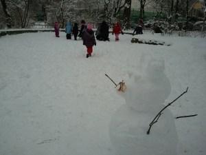 Schneemaus