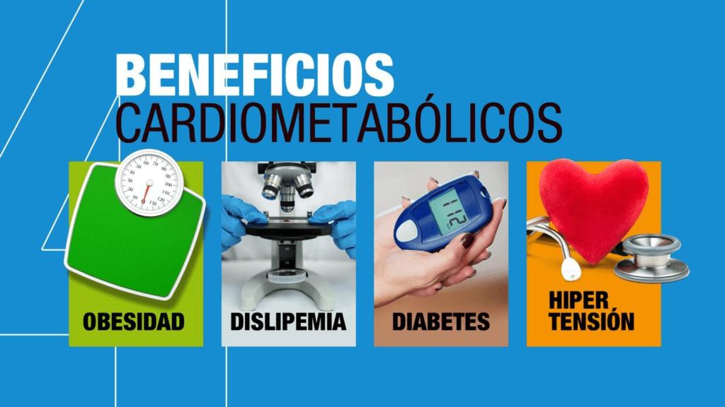 Beneficios cardiometabolicos del ayuno intermitente