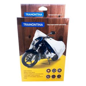 Capa Tramontina Impermeável para Moto