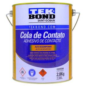 Cola de Contato Tekbond 2,8Kg