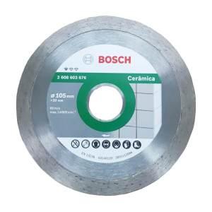 Disco de Corte Diamantado Bosch para Cerâmica 105MM