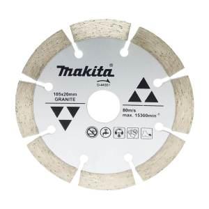 Disco Diamantado Makita Segmentado 105MM X 20MM