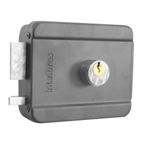 Fechadura Eletrica Intelbras Fixo FX500 Preta
