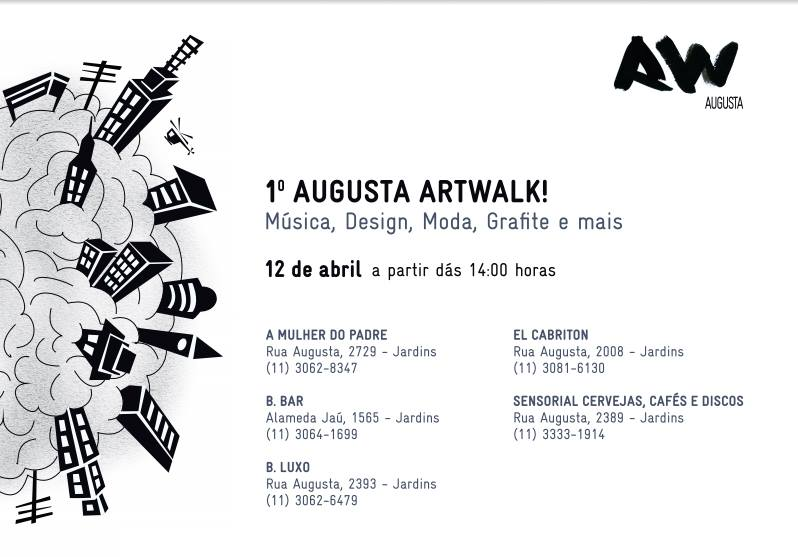 El Cabriton no Augusta Art Walk!