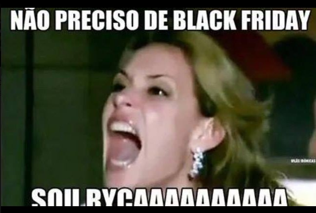 6 memes que resumem a Black Friday!