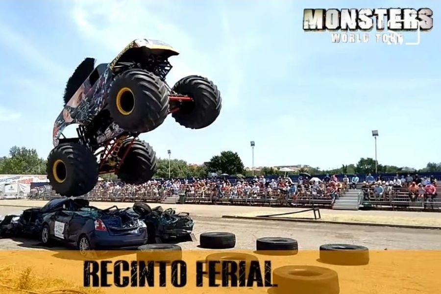 Sorteo Monster World Tour