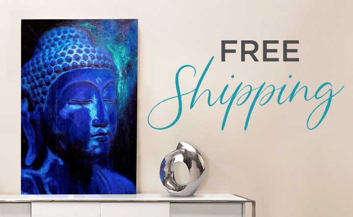 Free Shipping for Accessories & Furniture