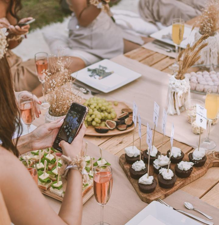 Tips for an Insta Worthy House Party