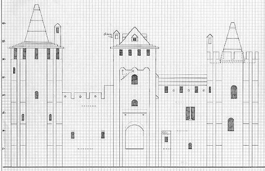Castillos LEGO: muiderslot_seelev