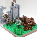 Asedio, por Matija