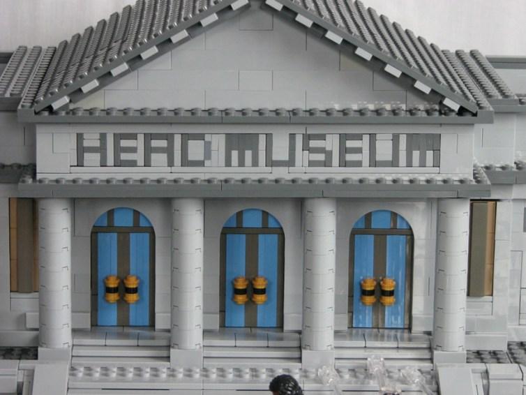 museo de cabezas