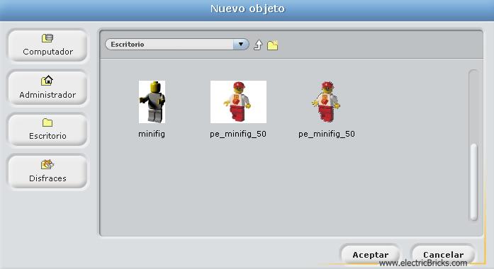 Scratch-WeDo Tutorial 2: Nuevo Objeto 2