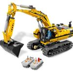8043 Excavadora Motorizada LEGO Technic