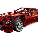 8145 Ferrari 599 GTB Fiorano LEGO Racers