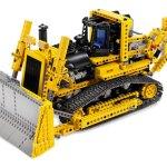 8275 Bulldozer LEGO Technic