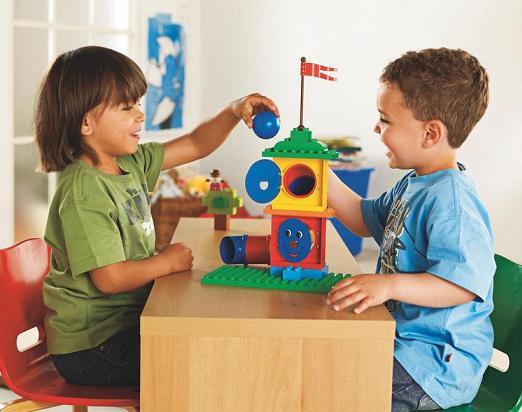 aprender Jugando con LEGO Education
