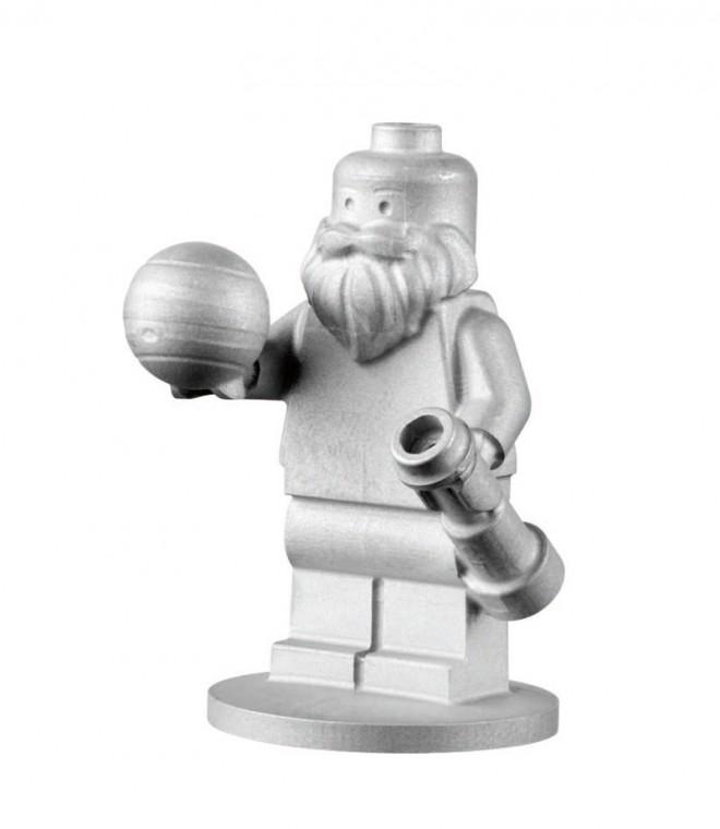 Minifigs en el espacio: Galileo