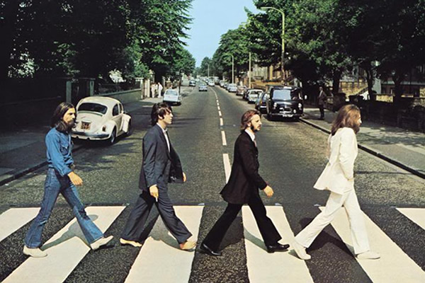 Fotos famosas: Beatles