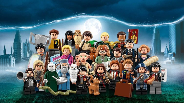 HP minifigures
