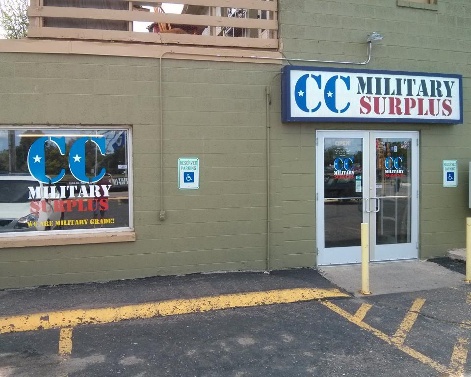 63) Went to CC Military Surplus #NewThingEveryDay
