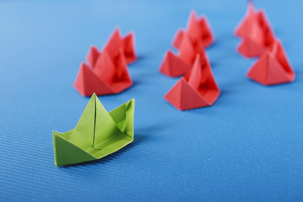 strategia oceanului albastru - carte de business